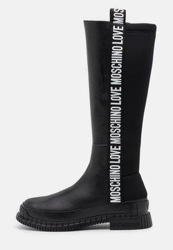 Love Moschino - STREET LOVE - Stiefel - black