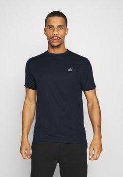 Lacoste Sport - TENNIS - T-Shirt basic - navy blue