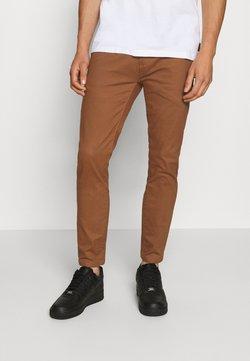 Burton Menswear London - Chinot - ochre