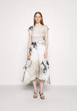AllSaints - GIANNA EPOTO DRESS - Maxikleid - ecru white