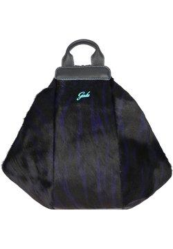 Gabs - GRETA - Handtasche - zebra violet-black