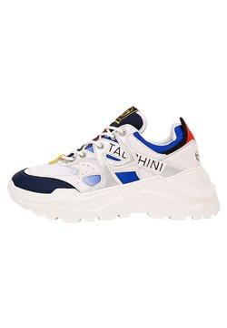 sergio tacchini - SNEAKER EXPERIENCE MIX - Sneaker low - white