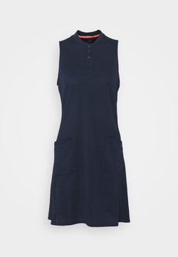 Puma Golf - FARLEY DRESS - Robe de sport - navy blazer