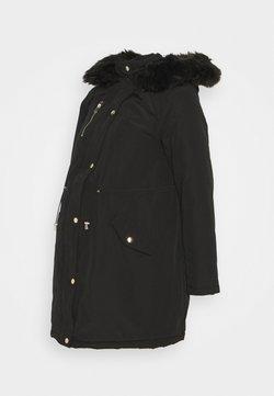 Dorothy Perkins Maternity - COAT - Abrigo de invierno - black