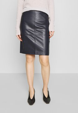 2nd Day - CECILIA - Mini skirt - navy blazer