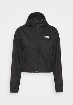 The North Face - CROPPED QUEST JACKET  - Hardshelljacke - black