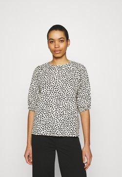 Moss Copenhagen - LATRICE - T-Shirt print - ecru