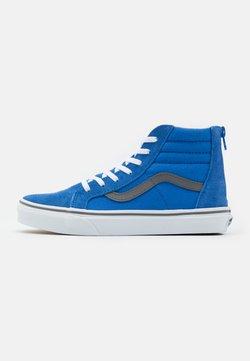 Vans - SK8 ZIP - Sneakersy wysokie - nebulas blue/gargoyle