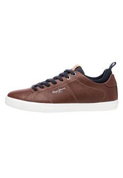 Pepe Jeans - MARTON - Sneaker low - brown