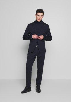 Tommy Hilfiger Tailored - PACKABLE SLIM FLEX STRIPE SUIT - Puku - blue