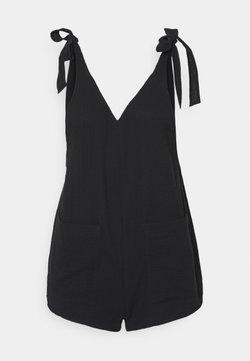 Cotton On Body - BEACH PLAYSUIT - Jumpsuit - black