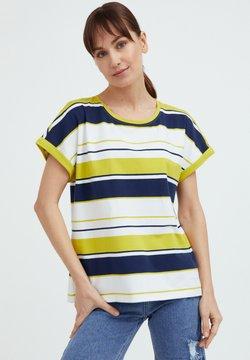 Finn Flare - T-Shirt print - yellow
