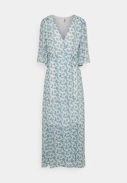 YAS Tall - YASSUSLA WRAP DRESS SHOW - Maxikleid - eggnog