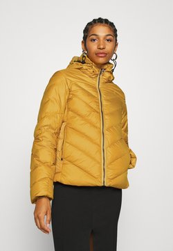G-Star - WHISTLER SLIM - Daunenjacke - dark gold