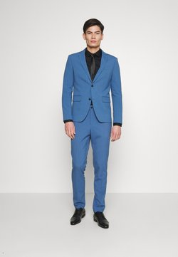 Lindbergh - PLAIN SUIT - Costume - mid blue