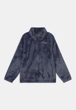 Columbia - FIRE SIDE™ HALF ZIP UNISEX - Bluza z polaru - nocturnal