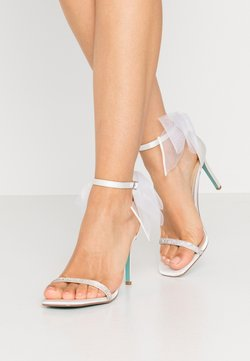 Blue by Betsey Johnson - TORI - High Heel Sandalette - ivory