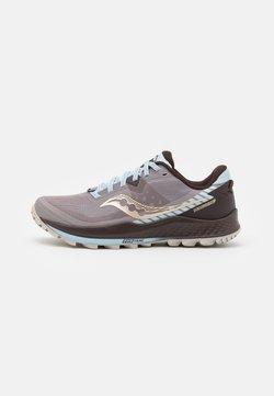 Saucony - PEREGRINE 11 - Zapatillas de trail running - zinc/sky/loom