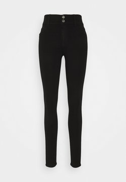 ONLY - ONLRAIN LIFE - Jeans Skinny - black