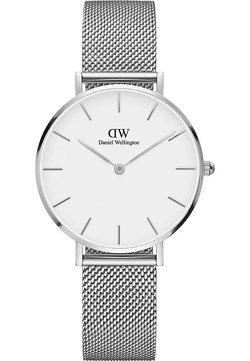 Daniel Wellington - PETITE STERLING 32MM - Zegarek - silver