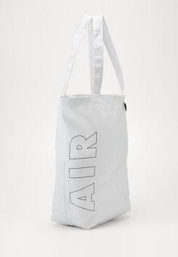 Nike Sportswear - HERITAGE - Shopping bag - white/white/black