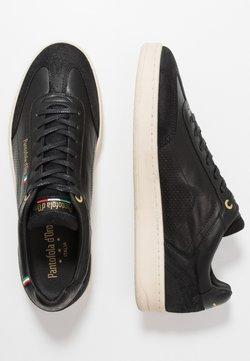 Pantofola d'Oro - MESSINA UOMO - Sneakers laag - black