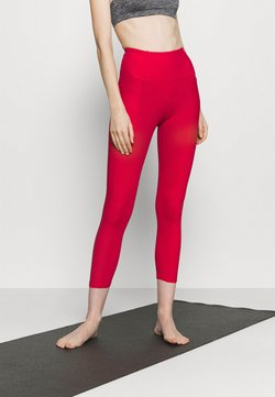 Cotton On Body - POCKET 7/8 - Tights - red