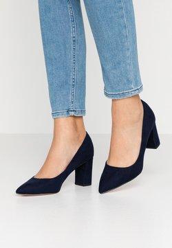 Dorothy Perkins - DAKOTA EVERLEY CLOSED COURT - Classic heels - navy