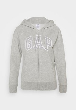GAP - Sweatjacke - light heather grey