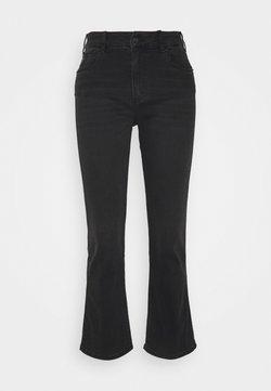 LOIS Jeans - MALENA - Jeans a zampa - black