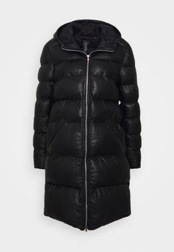 Freaky Nation - HEAVENTLY - Leather jacket - black
