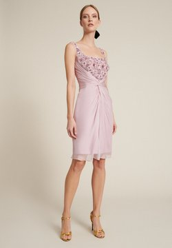 Luisa Spagnoli - PORDENONE - Cocktailkleid/festliches Kleid - rosa capri/rosa capri
