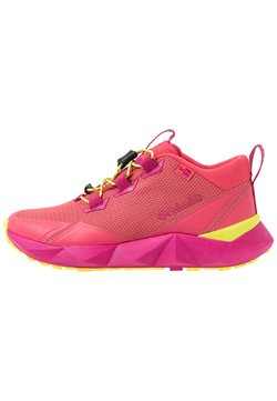 Columbia - FACET30 OUTDRY - Hikingschuh - rouge pink/voltage