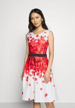 Anna Field - Cocktailkleid/festliches Kleid - white/red