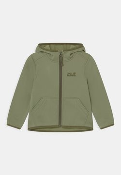 Jack Wolfskin - KIEWA UNISEX - Fleece jacket - khaki