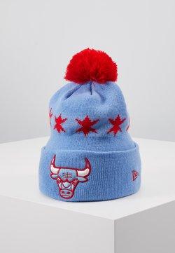 New Era - NBA CHICAGO BULLS OFFICIAL CITY SERIES - Bonnet - sky blue