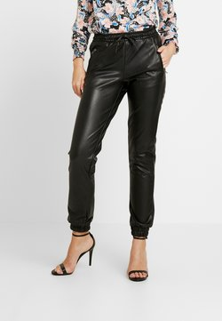 ONLY Tall - ONLBIRGITTE TOPAS STRING PANT - Jogginghose - black