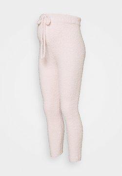 Missguided Maternity - POPCORN JOGGER - Jogginghose - pink