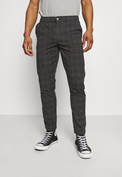 Redefined Rebel - KING PANTS - Stoffhose - dover check