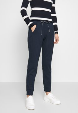 TOM TAILOR - SPORTIVE LOOSE FIT PANTS - Jogginghose - sky captain blue