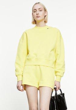 The Kooples - Sweatshirt - yellow