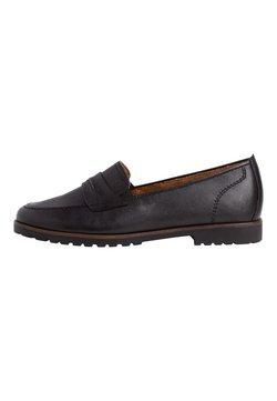 Tamaris - Slipper - black leather
