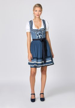 Stockerpoint - Dirndl - blau