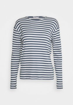 CLOSED - WOMEN´S - Langarmshirt - commodore blue