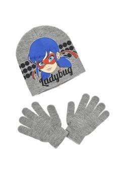 Miraculous - 2 SET - Fingerhandschuh - grau