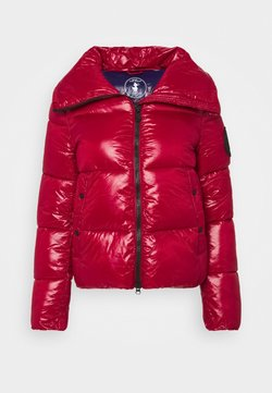 Save the duck - LUCKY - Winterjacke - ruby red