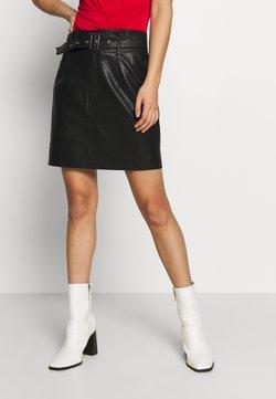 ONLY - ONLKIERA SKIRT - Mini skirt - black