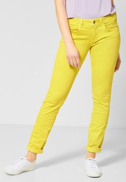 Street One - CRISSI - Slim fit jeans - yellow