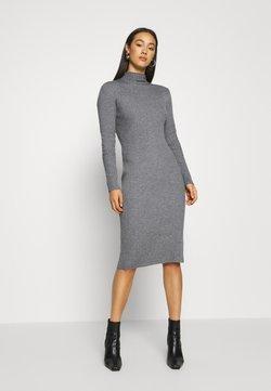 EDITED - HADA DRESS - Vestido de tubo - grey