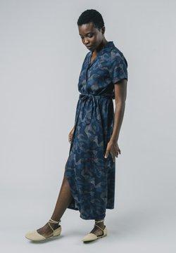 Brava Fabrics - Maxikleid - blue